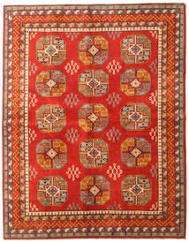 Afghan Matta 172X222 Äkta Orientalisk Handknuten Roströd/Orange (Ull, Afghanistan)