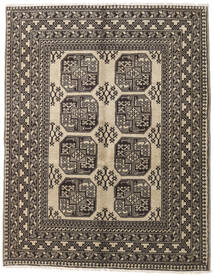 Afghan Rug 148X188 Authentic  Oriental Handknotted Dark Grey/Light Grey (Wool, Afghanistan)