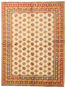 Afghan Rug 172X229 Authentic  Oriental Handknotted Light Pink/Orange (Wool, Afghanistan)
