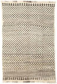 Barchi/Moroccan Berber - Afganistan Matto 195X295 Moderni Käsinsolmittu Beige/Vaaleanruskea (Villa, Afganistan)