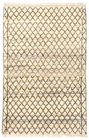 Barchi/Moroccan Berber - Afganistan Matto 116X179 Moderni Käsinsolmittu Beige/Vaaleanruskea (Villa, Afganistan)