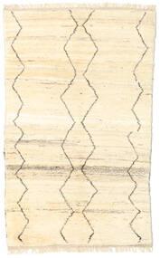 Barchi/Moroccan Berber - Afganistan Matto 110X180 Moderni Käsinsolmittu Beige/Tummanbeige (Villa, Afganistan)