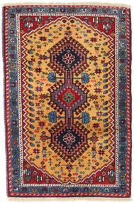 Яламех Ковер 64X93 Ковры Ручной Работы (Шерсть, Персия/Иран)