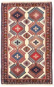 Яламех Ковер 65X102 Ковры Ручной Работы (Шерсть, Персия/Иран)