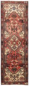 Sziraz Dywan 95X284 Orientalny Tkany Ręcznie Chodnik Jasnobrązowy/Ciemnobrązowy (Wełna, Persja/Iran)