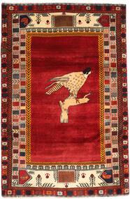 Ghashghaï Tapis 130X198 D'orient Fait Main (Laine, Perse/Iran)