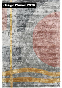 Urban Lake - 2018 Rug 250X350 Modern Light Grey/Brown Large ( India)