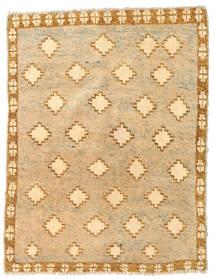 Moroccan Berber - Afganistan 絨毯 96X123 モダン 手織り 暗めのベージュ色の/ベージュ (ウール, アフガニスタン)