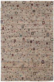 Gabbeh Loribaft Matta 169X242 Äkta Modern Handknuten Ljusbrun/Mörkbrun (Ull, Indien)