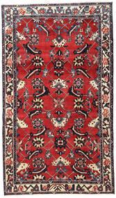 Bachtiar Patina Teppich 165X285 Echter Orientalischer Handgeknüpfter Dunkelgrau/Rost/Rot (Wolle, Persien/Iran)