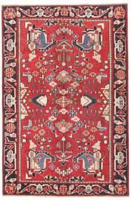 Bakthiari Patina Covor 125X190 Orientale Lucrat Manual Roşu/Roz Deschis (Lână, Persia/Iran)