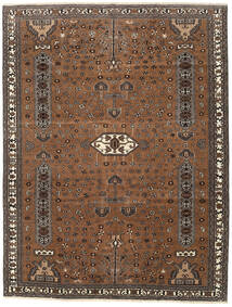 Baluch Patina Rug 215X280 Authentic  Oriental Handknotted Brown/Dark Brown (Wool, Persia/Iran)