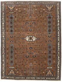 Beludż Patina Dywan 215X280 Orientalny Tkany Ręcznie Brązowy/Ciemnobrązowy (Wełna, Persja/Iran)