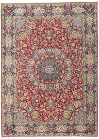 Kerman Patina Dywan 223X305 Orientalny Tkany Ręcznie Ciemnoczerwony (Wełna, Persja/Iran)