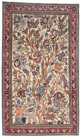 Bakhtiari Patina Rug 108X187 Authentic  Oriental Handknotted Beige/Light Grey (Wool, Persia/Iran)