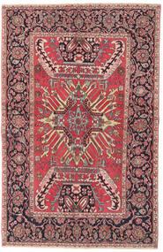 Mashad Patina Tapis 145X223 D'orient Fait Main (Laine, Perse/Iran)