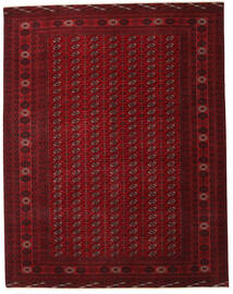 Turkaman Patina Rug 305X390 Authentic  Oriental Handknotted Dark Red/Dark Brown Large (Wool, Persia/Iran)