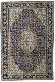 Ardebil Patina Rug 200X300 Authentic  Oriental Handknotted Light Grey/Dark Grey (Wool, Persia/Iran)