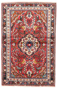 Lillian Rug 102X160 Authentic Oriental Handknotted Brown/Light Pink (Wool, Persia/Iran)