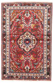 Lillian Matta 102X160 Äkta Orientalisk Handknuten Brun/Ljusrosa (Ull, Persien/Iran)