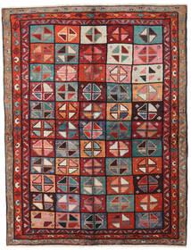 Lori Covor 155X205 Orientale Lucrat Manual Maro/Gri Deschis (Lână, Persia/Iran)