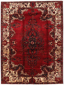 Belouch Alfombra 217X288 Oriental Hecha A Mano Rojo Oscuro/Beige (Lana, Persia/Irán)