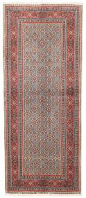 Moud Tapis 82X198 D'orient Fait Main Tapis Couloir (Laine/Soie, Perse/Iran)