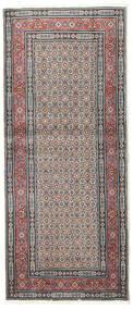Moud Tapis 84X195 D'orient Fait Main Tapis Couloir (Laine/Soie, Perse/Iran)