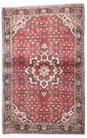 Zanjan Rug 96X150 Authentic  Oriental Handknotted Light Grey/Dark Brown (Wool, Persia/Iran)