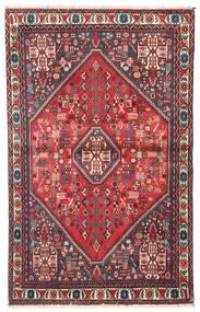 Abadeh Teppich 92X150 Echter Orientalischer Handgeknüpfter (Wolle, Persien/Iran)