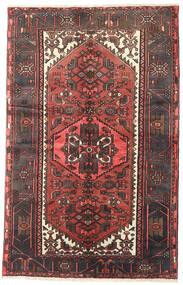 Hamadan Matta 125X193 Äkta Orientalisk Handknuten (Ull, Persien/Iran)