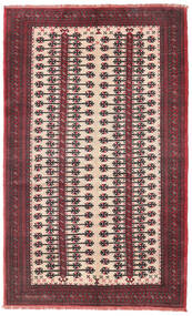 Baluch Rug 120X192 Authentic  Oriental Handknotted Dark Brown/Dark Purple (Wool, Persia/Iran)