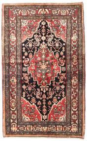 Hamadan Matta 130X210 Äkta Orientalisk Handknuten (Ull, Persien/Iran)
