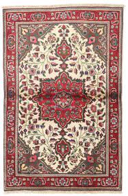 タブリーズ 絨毯 100X150 オリエンタル 手織り (ウール, ペルシャ/イラン)