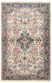 Kerman Teppich 95X150 Echter Orientalischer Handgeknüpfter (Wolle, Persien/Iran)