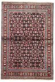 Hosseinabad Matta 100X150 Äkta Orientalisk Handknuten (Ull, Persien/Iran)