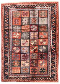 Lori Teppich 130X175 Echter Orientalischer Handgeknüpfter (Wolle, Persien/Iran)