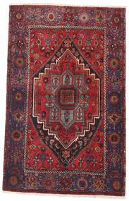 Gholtogh Dywan 105X166 Orientalny Tkany Ręcznie Ciemnoczerwony/Ciemnoniebieski (Wełna, Persja/Iran)