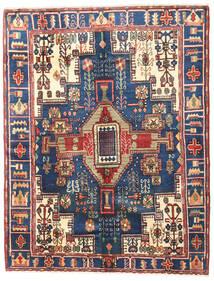 Nahavand Alfombra 150X190 Oriental Hecha A Mano (Lana, Persia/Irán)
