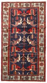 Tarom Matto 120X215 Itämainen Käsinsolmittu Tummanpunainen/Musta (Villa, Persia/Iran)