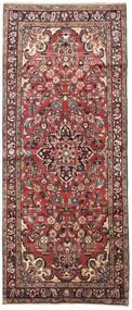 Hamadan Matta 105X250 Äkta Orientalisk Handknuten Hallmatta (Ull, Persien/Iran)