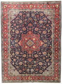 Saruk Dywan 198X263 Orientalny Tkany Ręcznie Ciemnoszary/Brązowy (Wełna, Persja/Iran)