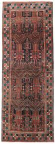 バルーチ 絨毯 105X290 オリエンタル 手織り 廊下 カーペット (ウール, ペルシャ/イラン)