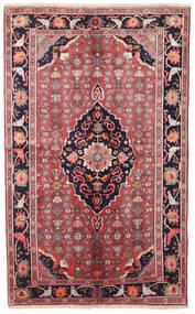 Zanjan Dywan 130X210 Orientalny Tkany Ręcznie Ciemnofioletowy/Brązowy (Wełna, Persja/Iran)