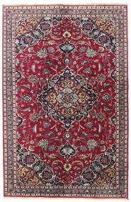 Kashmar Rug 124X190 Authentic  Oriental Handknotted Dark Red/Dark Purple (Wool, Persia/Iran)