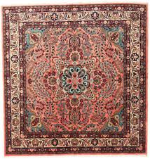 マラバン 絨毯 210X218 オリエンタル 手織り 正方形 (ウール, ペルシャ/イラン)