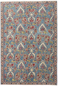 Najafabad Patina Rug 204X295 Authentic  Oriental Handknotted Light Grey/Dark Grey (Wool, Persia/Iran)