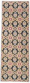 ナジャファバード パティナ 絨毯 95X282 オリエンタル 手織り 廊下 カーペット (ウール, ペルシャ/イラン)