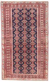 Turkmeński Patina Dywan 117X200 Orientalny Tkany Ręcznie Ciemnoczerwony/Beżowy (Wełna, Persja/Iran)