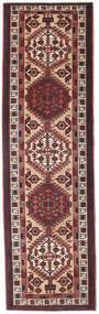 セーラ パティナ 絨毯 100X345 オリエンタル 手織り 廊下 カーペット (ウール, ペルシャ/イラン)